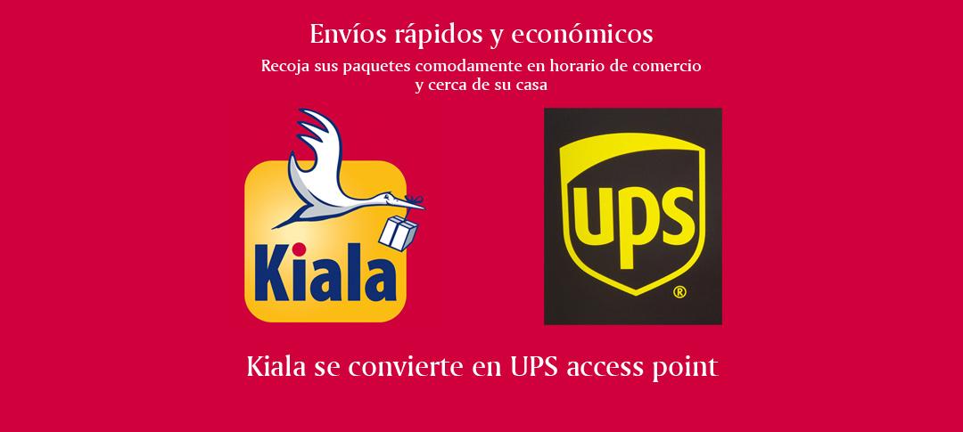 UPS ACCESS POINT IRUN