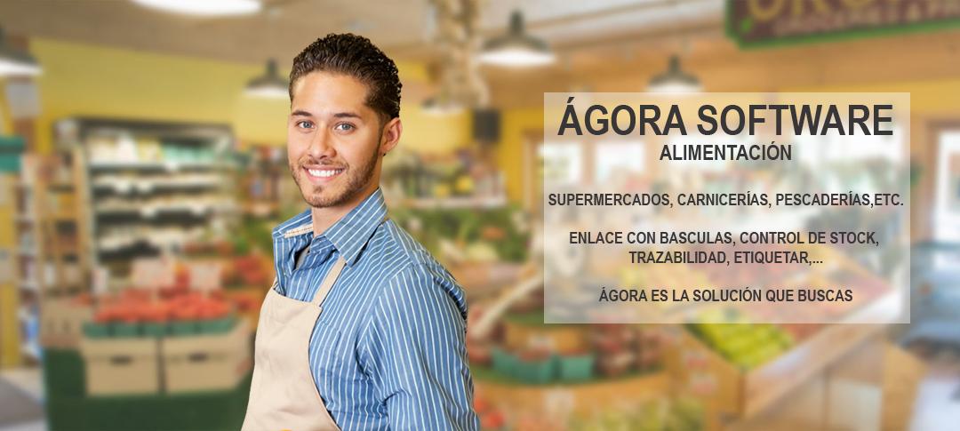 Ágora Software. TPV Alimentación