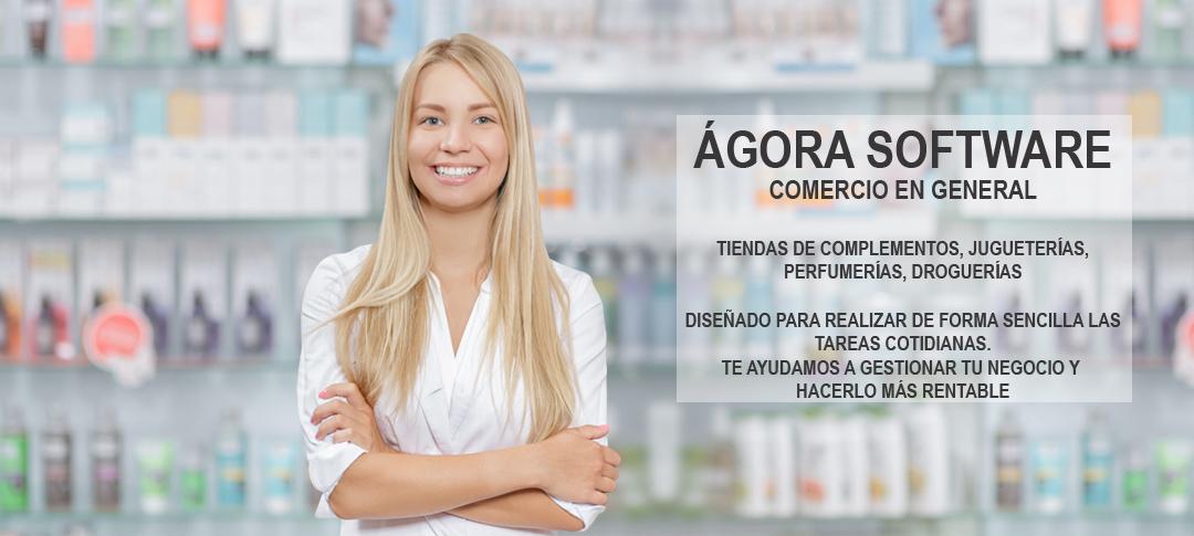 Ágora Software. TPV Comercio