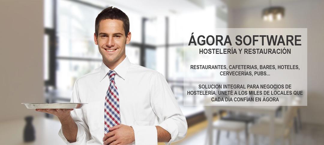 Ágora Software. TPV Hostelería