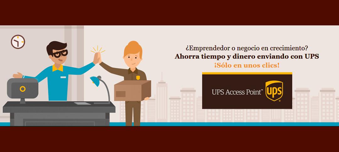 Envios por UPS